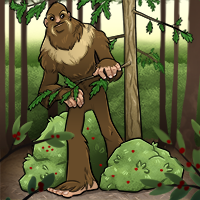 Hidden Creatures: Bigfoot